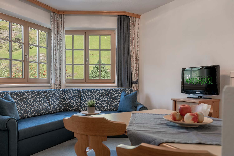 Unser Haus | WALDHÄUSL Appartements, Sölden / Ötztal / Tirol